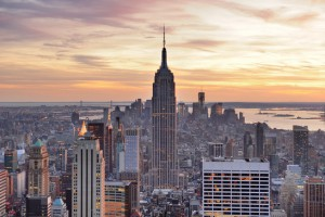 New York City • NY • Empire State Building • Sunset • Sunrise • Winterhawk Consulting • SAP • GRC • Services
